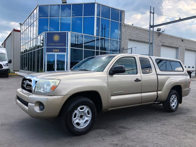 2006 Toyota Tacoma 4dr Access Cab SB with manual