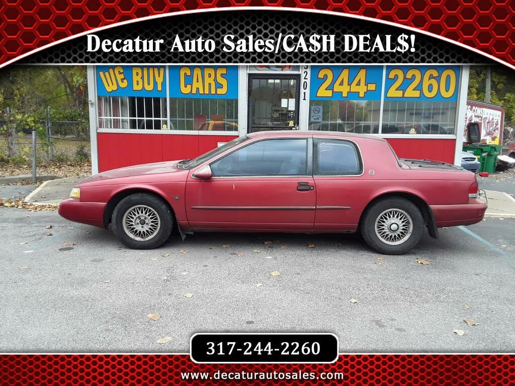 used 1994 mercury cougar for sale right now cargurus 1994