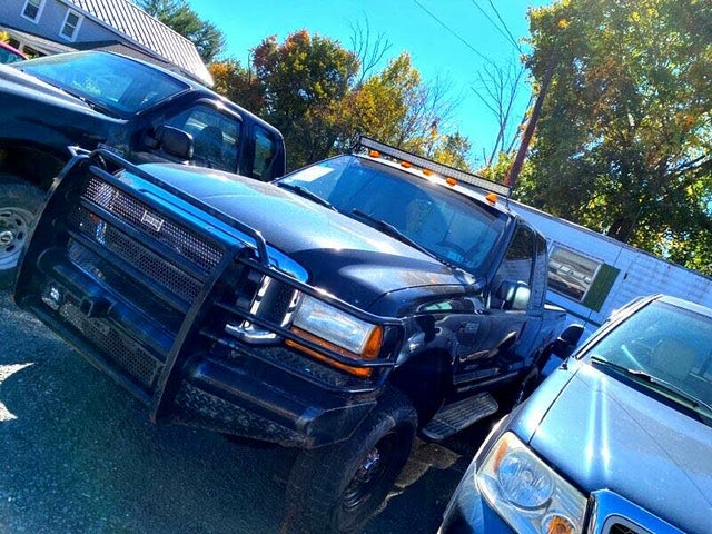1999 Ford F-250 Super Duty Lariat 4WD Extended Cab LB