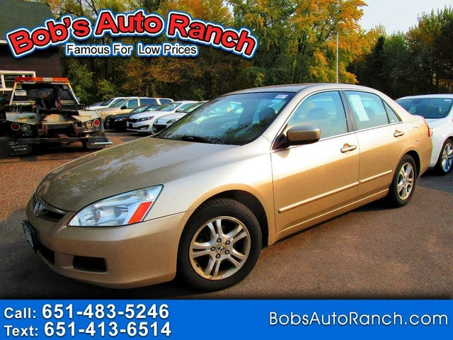 2006 Honda Accord EX with Leather