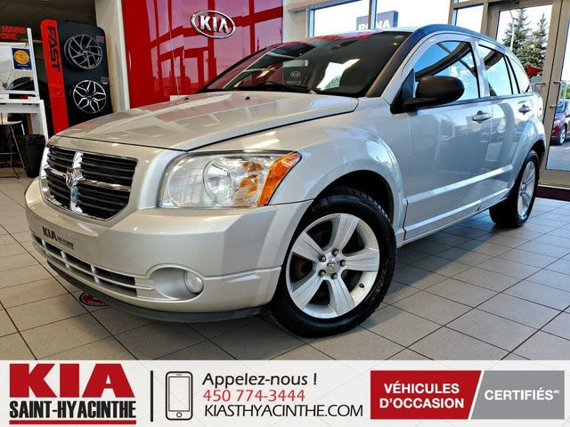 2011 Dodge Caliber Uptown FWD