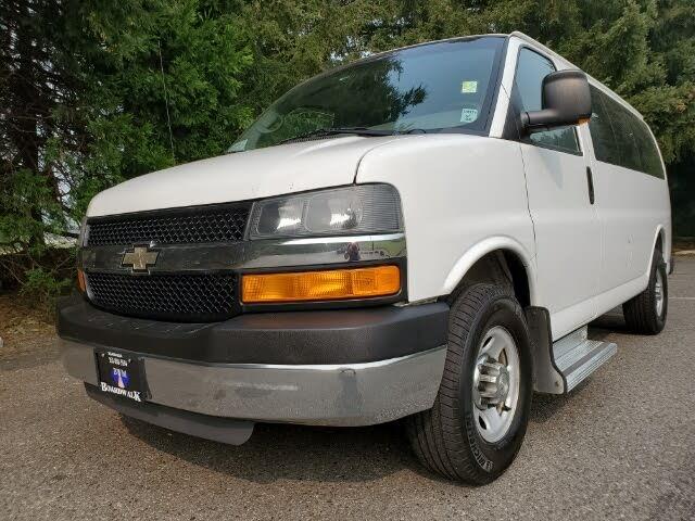 2010 Chevrolet Express 3500 LT RWD