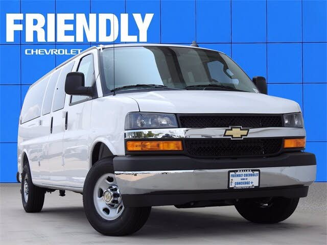 2020 Chevrolet Express 3500 LT Extended RWD