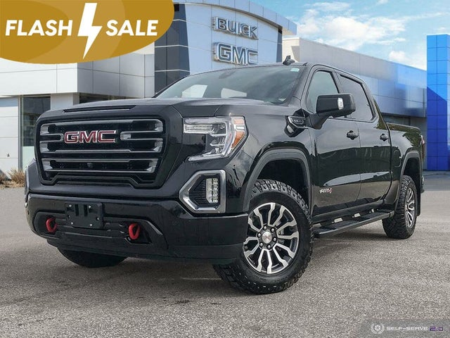 2019 GMC Sierra 1500 AT4 Crew Cab 4WD