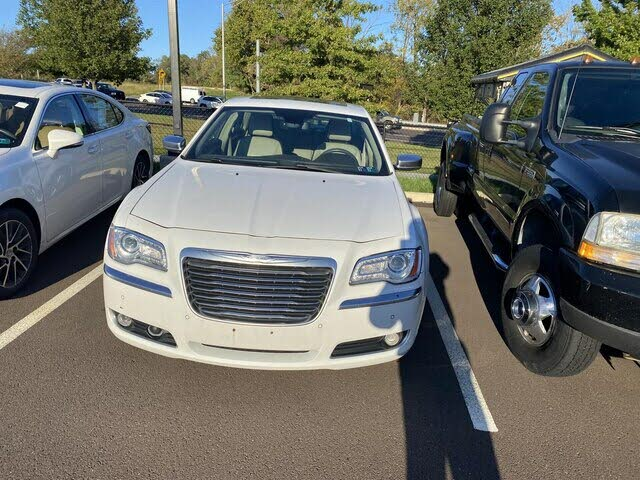 2012 Chrysler 300 C Luxury Series AWD