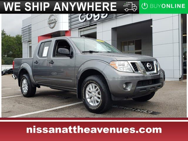 2016 Nissan Frontier SV Crew Cab 4WD