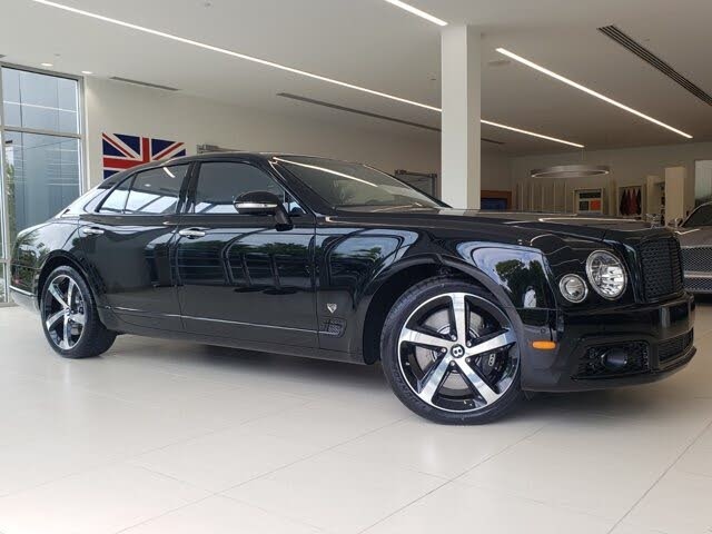 2020 Bentley Mulsanne Speed RWD
