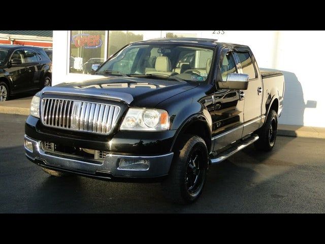 2006 Lincoln Mark LT SuperCrew 4WD