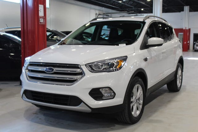 2018 Ford Escape SEL AWD