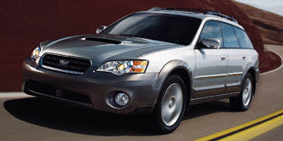 2007 Subaru Outback 2.5i Limited Wagon AWD