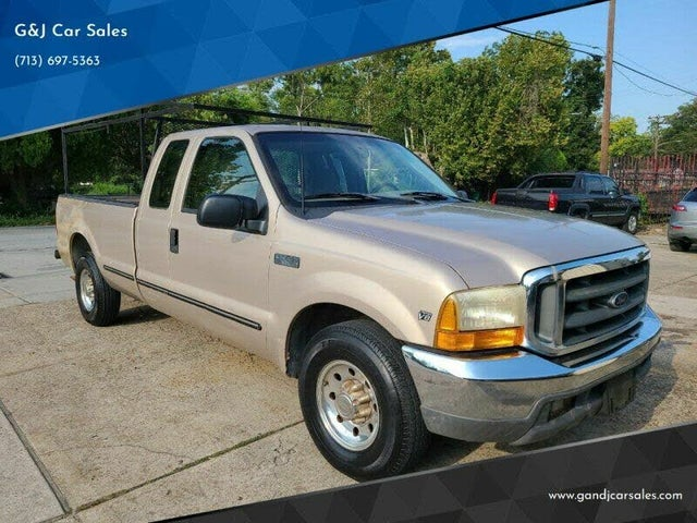 1999 Ford F-250 Super Duty XL Extended Cab LB