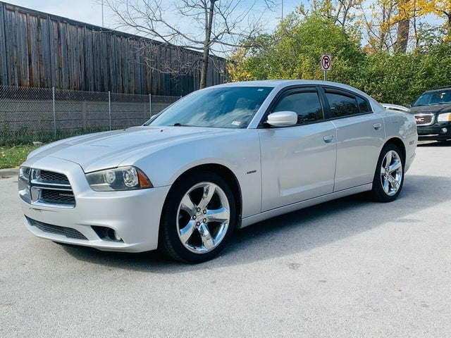 2012 Dodge Charger R/T Max RWD