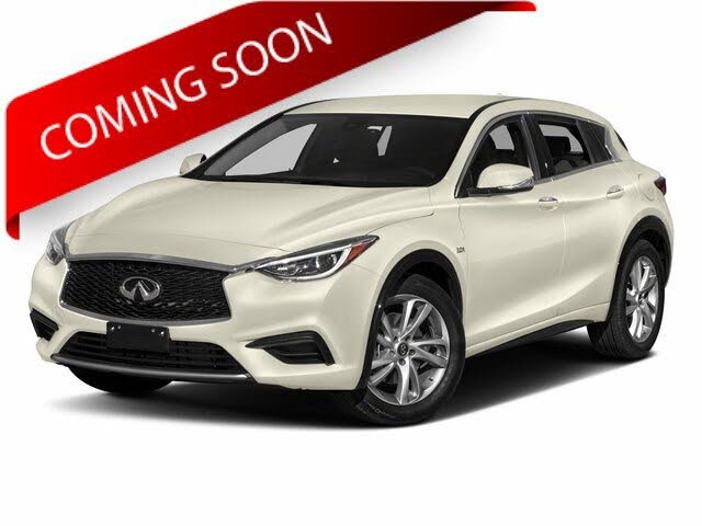 2018 INFINITI QX30 Luxury AWD