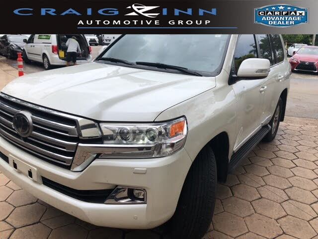 2018 Toyota Land Cruiser AWD