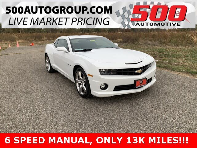 2012 Chevrolet Camaro 1SS Coupe RWD