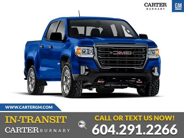 2021 GMC Canyon Elevation Standard Crew Cab RWD