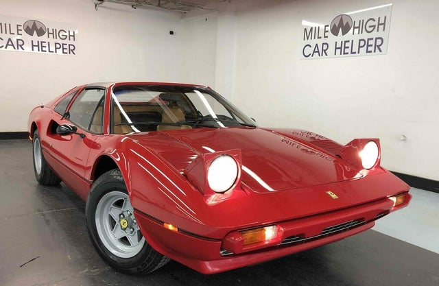 Used 1978 Ferrari 308 Gts For Sale With Photos Cargurus