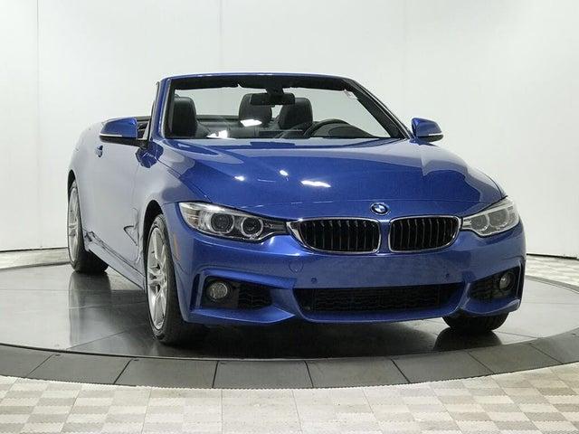 2016 BMW 4 Series 428i xDrive Convertible AWD