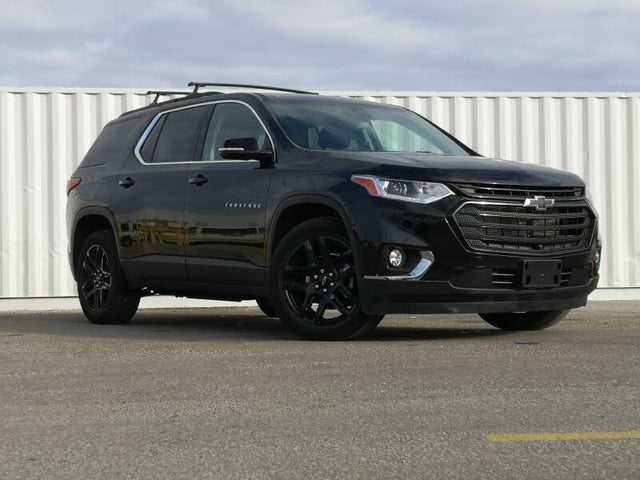 2020 Chevrolet Traverse LT Leather AWD