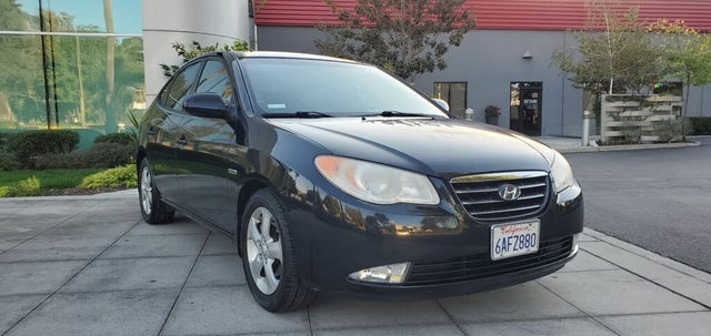 2007 Hyundai Elantra Limited Sedan FWD