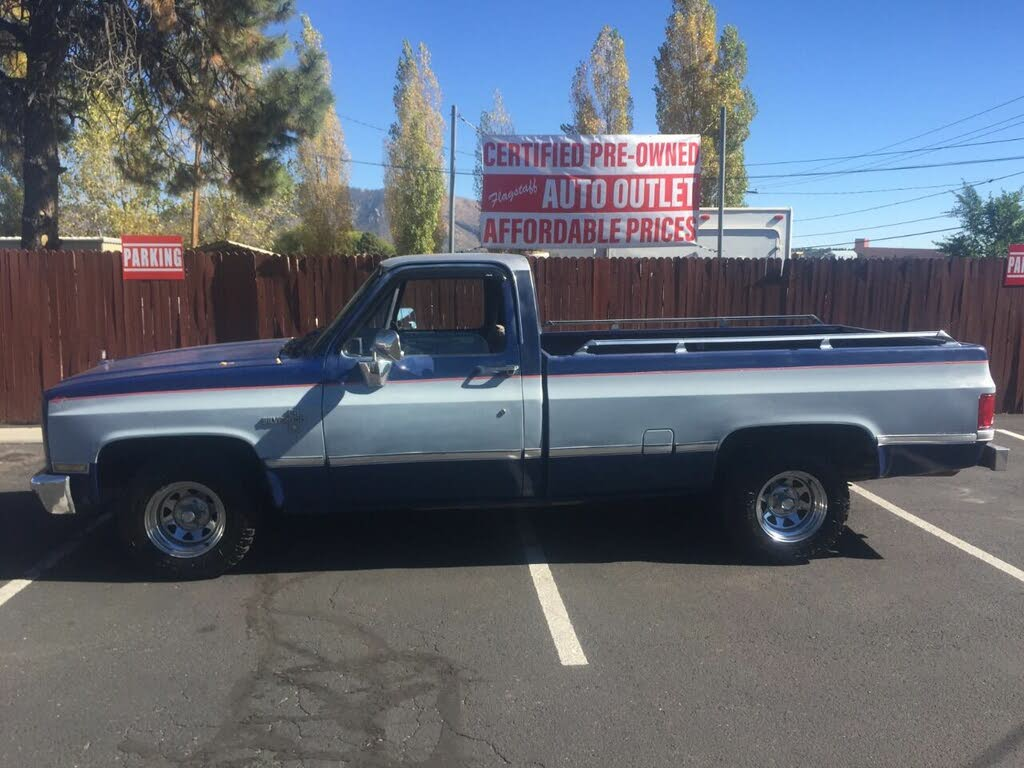 Used 1986 Chevrolet C K 10 For Sale Right Now Cargurus