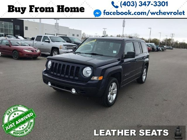 2014 Jeep Patriot Limited 4WD