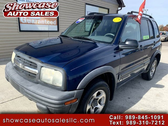 2004 Chevrolet Tracker ZR2 4-Door 4WD