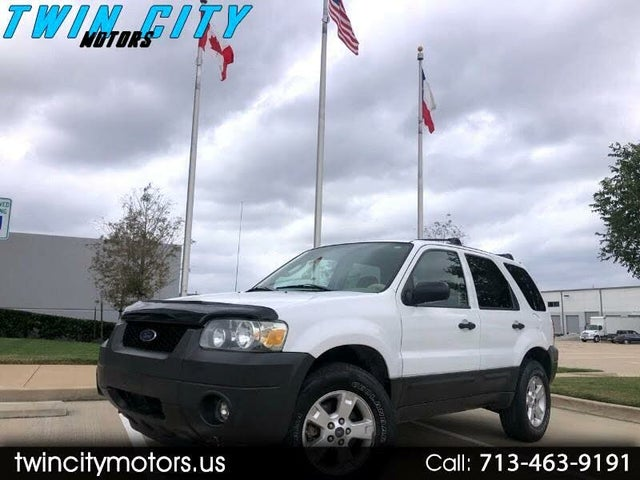 2005 Ford Escape XLT AWD