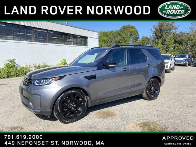 2019 Land Rover Discovery Td6 HSE AWD