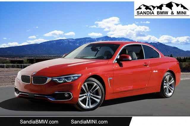 Used 2018 BMW 4 Series 440i xDrive Convertible AWD for ...