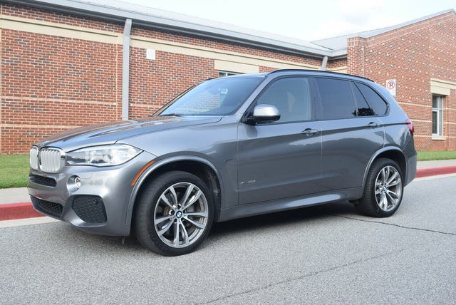 2017 BMW X5 xDrive50i AWD