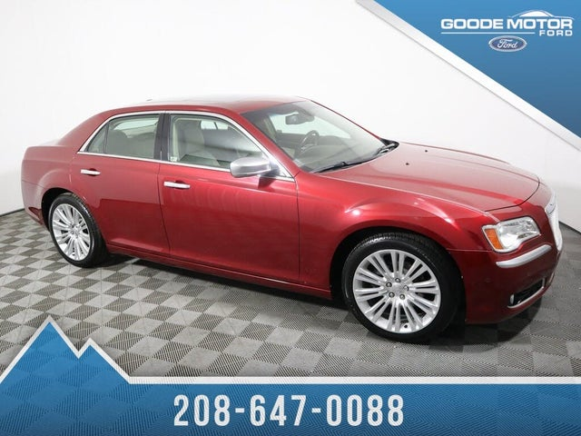 2014 Chrysler 300 C Luxury Series RWD