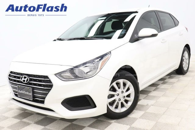 2018 Hyundai Accent GL 5-Door Hatchback FWD