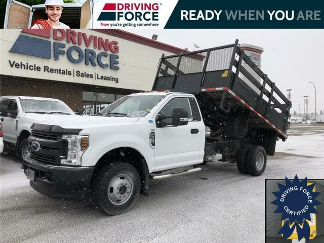 2018 Ford F-350 Super Duty Chassis XL DRW 4WD