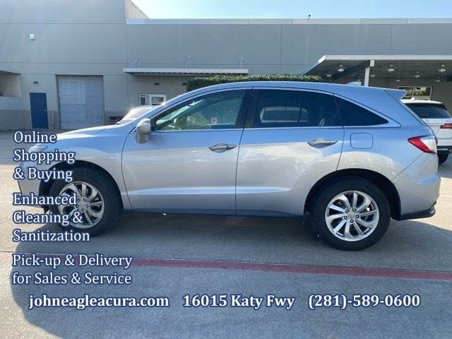 2018 Acura RDX AWD with Technology Package