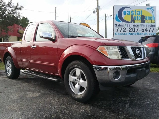 2008 Nissan Frontier LE King Cab
