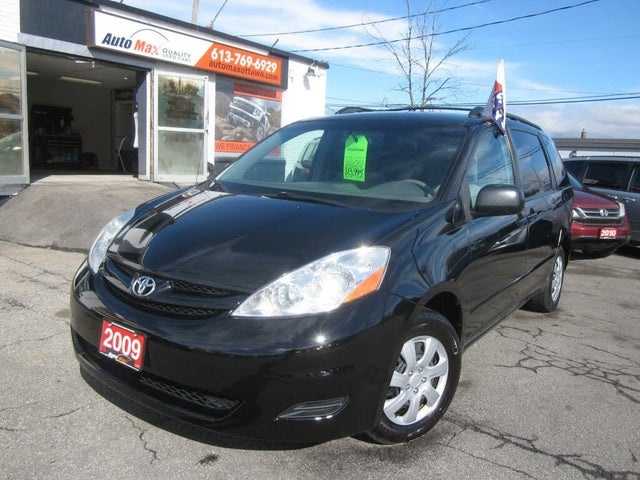 2009 Toyota Sienna LE