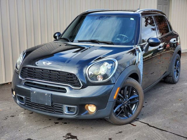 2013 MINI Countryman S ALL4 AWD