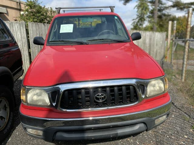 2004 Toyota Tacoma 2 Dr STD 4WD Extended Cab LB