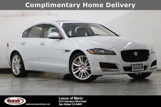 2018 Jaguar XF 35t Portfolio Limited Edition AWD