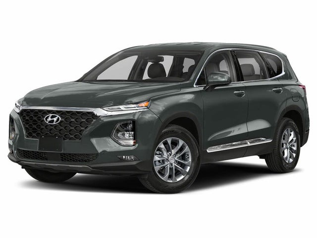2020 Hyundai Santa Fe 2.4L Preferred AWD with Sun and Leather Package
