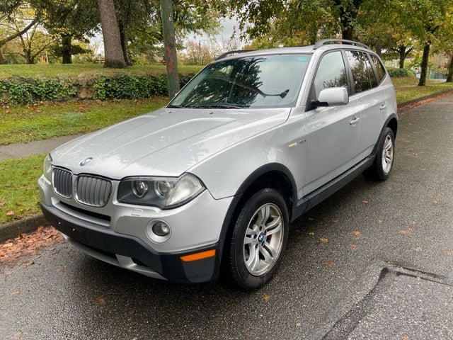 2007 BMW X3 xDrive30i AWD