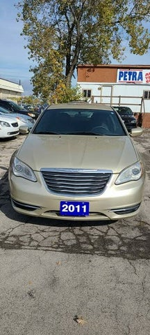 2011 Chrysler 200 LX Sedan FWD