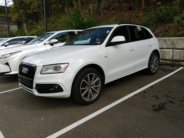 2016 Audi Q5 3.0T quattro Premium Plus AWD
