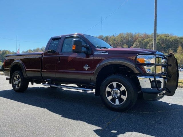 2016 Ford F-250 Super Duty Lariat SuperCab LB 4WD