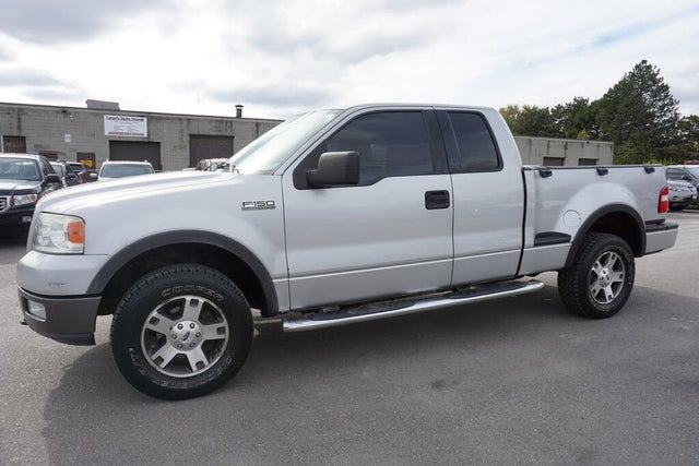 2004 Ford F-150 FX4 Ext. Cab Flareside 4WD