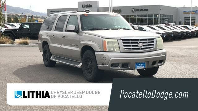 used 2004 cadillac escalade esv platinum 4wd for sale right now cargurus 2004 cadillac escalade esv platinum 4wd
