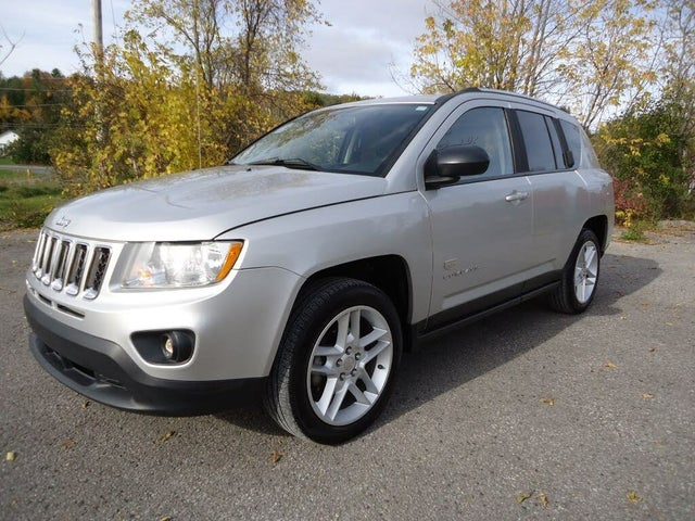 2011 Jeep Compass 70th Anniversary Edition 4WD