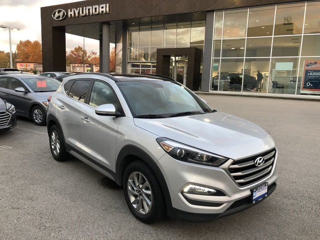 2018 Hyundai Tucson 2.0L Luxury AWD