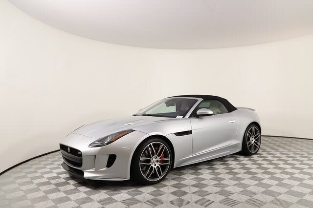 2017 Jaguar F-TYPE R Convertible AWD
